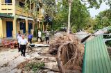 bão số 5, Thừa Thiên Huế