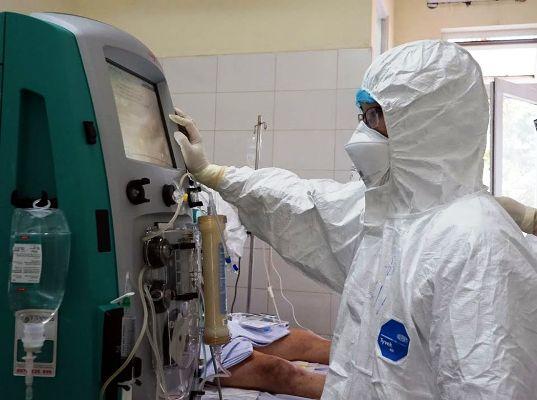 bệnh nhân 761, virus corona Việt Nam