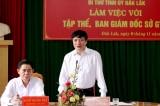 Tạp chí Môi trường và xã hội, tiến sĩ Phạm Đình Quý, Bí thư Tỉnh ủy Đắk Lắk bị tố cáo