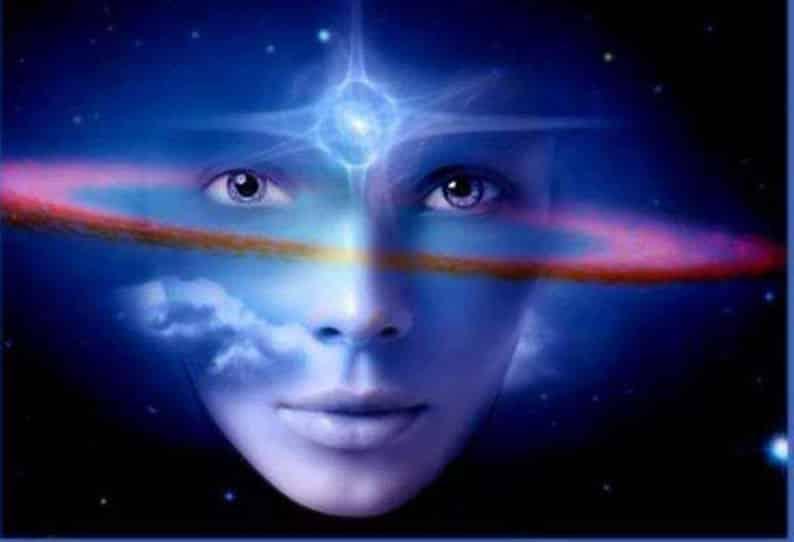 Con mắt thứ ba có thể khiến người ta nhìn thấy các cảnh tượng ở không gian khác (ảnh: shunynews)