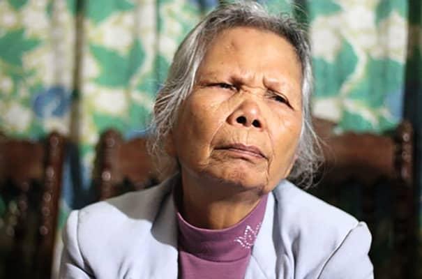 tòa Điện Biên, án oan 30 năm, bà Đặng Thị Nga