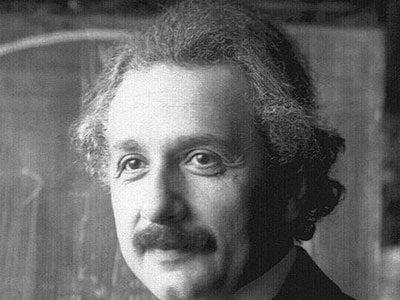 einstein-on-work-ethic, Albert Einstein, nhà bác học Albert Einstein