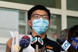Cập nhật: Hoàng Chi Phong đã được tại ngoại sau vài tiếng bị bắt
