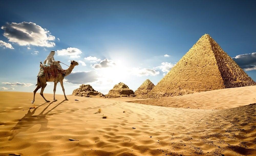 thông điệp thiên văn học ẩn trong kiến trúc Đại kim tự tháp