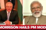 Úc muốn đẩy mạnh thương mại với Ấn Độ nhằm giảm sự phụ thuộc vào Trung Quốc