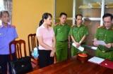tham ô tài sản, Tuyên Quang, kế toán Liên đoàn lao động TP. Tuyên Quang bị khởi tố