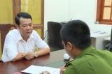ông Nguyễn Văn Sướng, dùng súng đe dọa tài xế