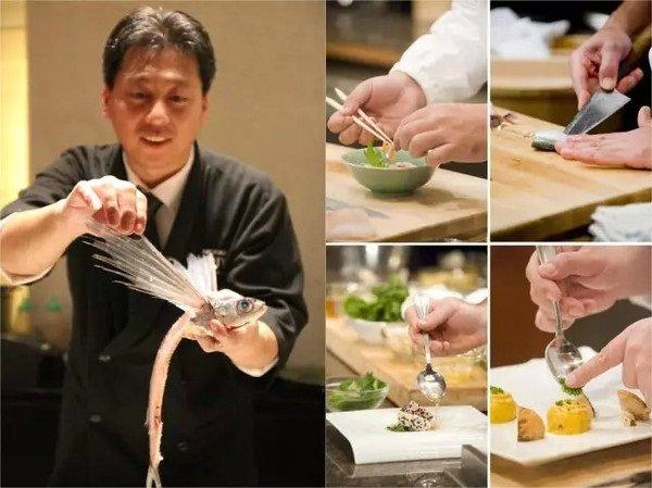 Món ăn của Nhật Bản không chỉ đẹp mà còn thân thiện với môi trường.