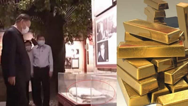 """""""Nửa cái chăn bông"""" của ông Tập và 31 kg vàng của bí thư thôn"""