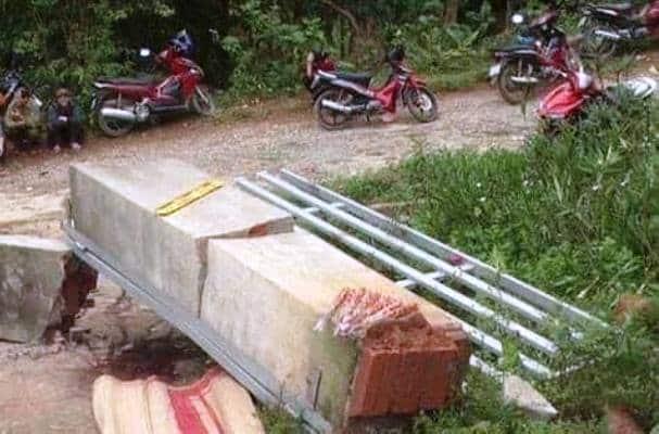 3 học sinh bị đè tử vong, Lào Cai