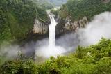 Thác nước cao nhất Ecuador đột ngột biến mất bí ẩn