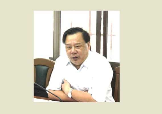 Giám đốc Sở TN-MT Khánh Hòa , Khánh Hòa, ông Võ Tấn Thái
