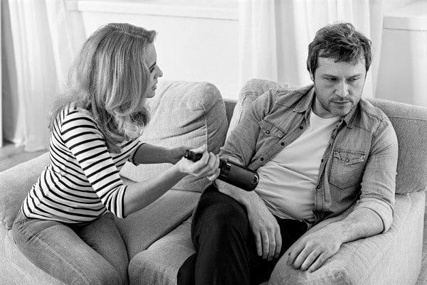 vợ chồng, chồng nghiện rượu