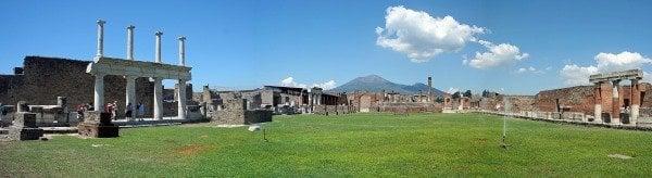 Sự diệt vong của Pompeii và bài học gửi hậu thế – Trí Thức VN