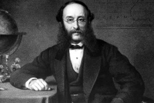 Người sáng lập hãng truyền thông Reuters - ông Paul Julius Reuter (Ảnh: Qua Regiowiki.hna.de)