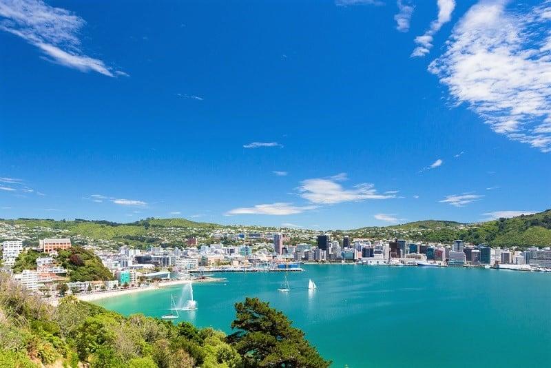 Wellington, thành phố có chất lượng không khí sạch nhất thế giới,
