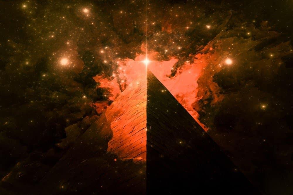 kim tự tháp Robert Bauval Orion