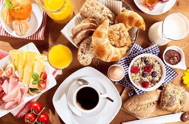 bữa sáng, buổi sáng, ăn sáng
