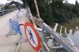 cầu treo sông Giăng, Nghệ An,