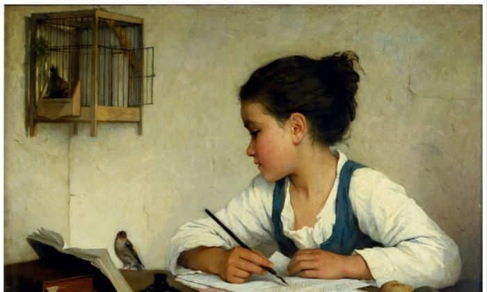 Bài viết năm 1897 giải thích vì sao ngày nay chúng ta viết lách kém
