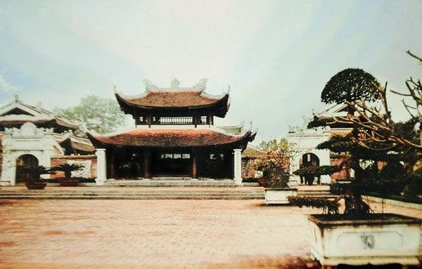 Nghệ An từng vuột mất cơ hội trở thành kinh đô của Đại Việt dưới thời vua Quang Trung