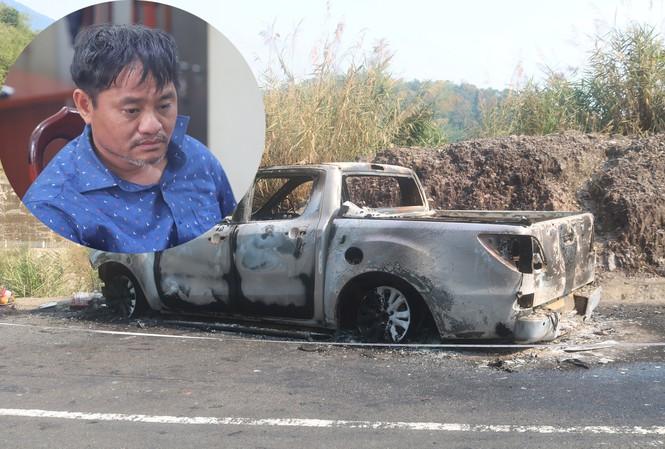 cựu bí thư xã giết người, bị ca Đỗ Văn Minh