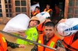 mưa lũ tại miền Trung , Quảng Trị