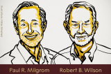 Hai nhà nghiên cứu lý thuyết đấu giá đạt Giải Nobel Kinh tế 2020