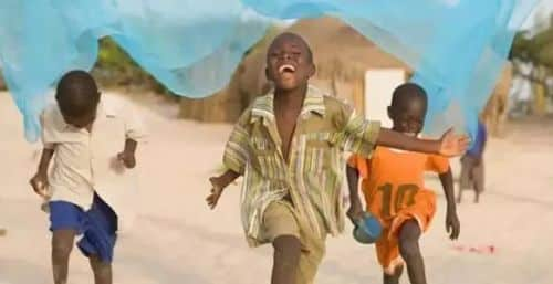 她才7岁,就拯救了数百万非洲小孩子的生命