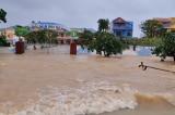 Hà Tĩnh, Quảng Bình, Quảng Trị tiếp tục mưa rất lớn và liên tục tới 20/10