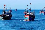 Bình Định, 26 ngư dân gặp nạn