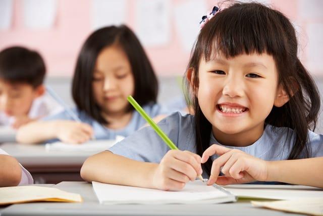 trẻ em Trung Quốc