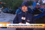 ngư dân Quảng Bình, miền Trung lũ lụt
