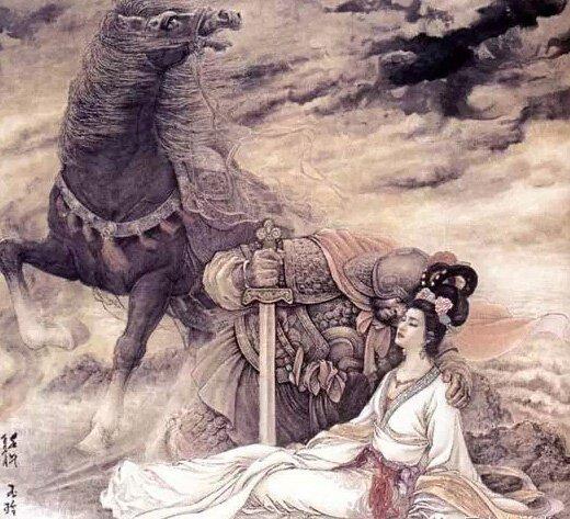 Sở Bá Vương dù hùng mạnh nhưng cuối cùng vẫn đại bại (Ảnh: saimonthidan.com)