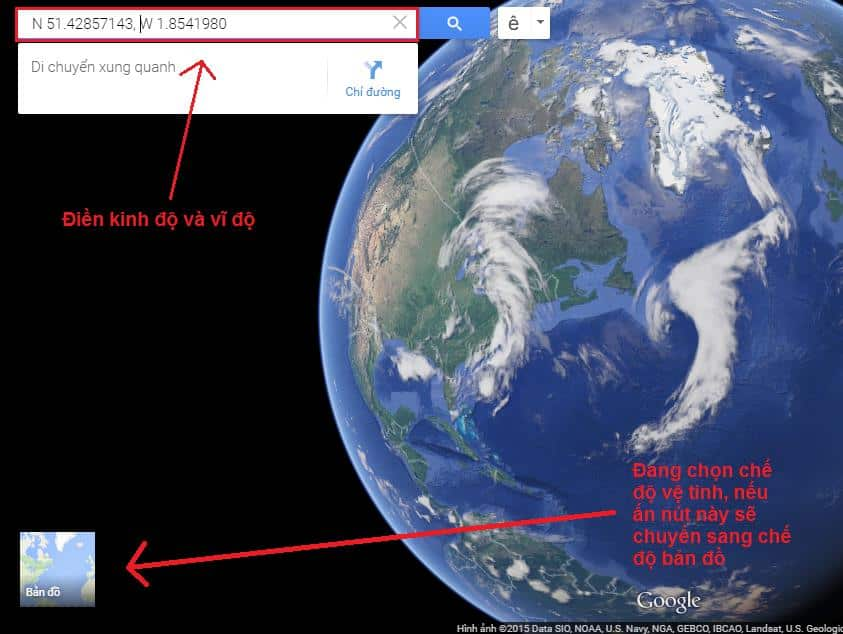 Vòng tròn đá Avebury nằm đúng ở vị trí 1/7 chu vi của Trái đất. Con dấu màu đỏ trong bức ảnh này, là con dấu của Google nhằm đánh dấu kinh độ 51° 25ʹ 43ʺ Bắc.