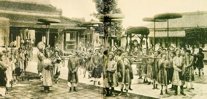 Người Việt xưa thi võ như thế nào?