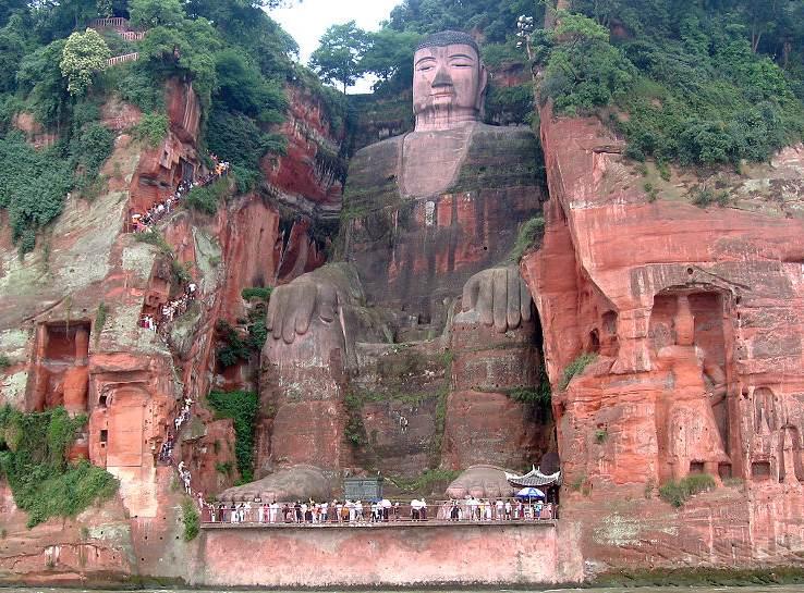 Vài lần tượng Phật chảy nước mắt gắn liền với kiếp nạn tại Trung Quốc