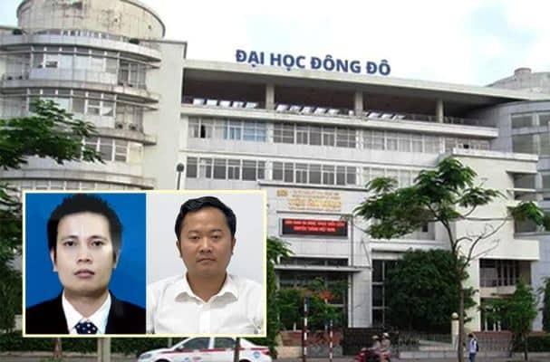 trường Đại học Đông Đô, Bộ Công an Việt Nam