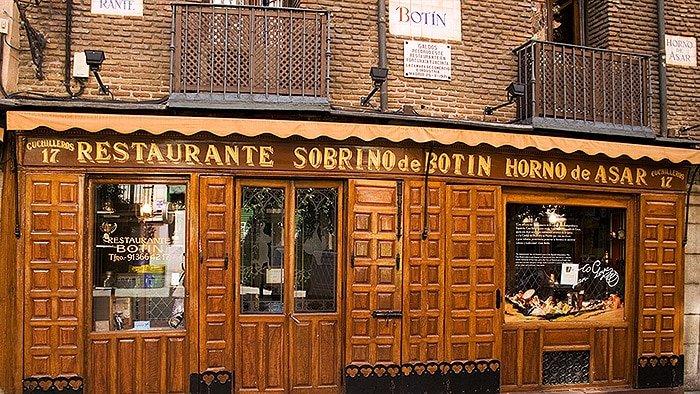 Nhà hàng lâu đời nhất thế giới