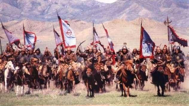 quân Mông Cổ hùng mạnh