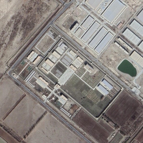 Think tank Úc tiết lộ dữ liệu về hệ thống hơn 380 trại tập trung Tân Cương