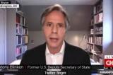 Antony Blinken: 'Ông Trump đã đúng' khi có lập trường cứng rắn hơn đối với TQ