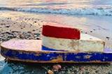 thuyền gỗ