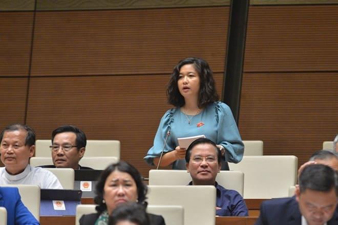 Gia Lai, Đại biểu Ksor H' Bơ Khăp