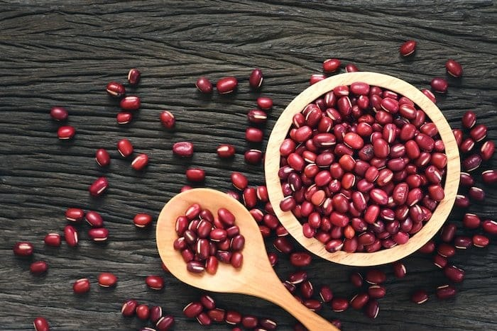 đậu đỏ, món ăn tốt cho trái tim