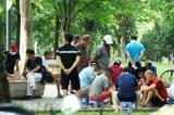 người dân bị phạt không đeo khẩu trang, dịch viêm phổi Vũ Hán