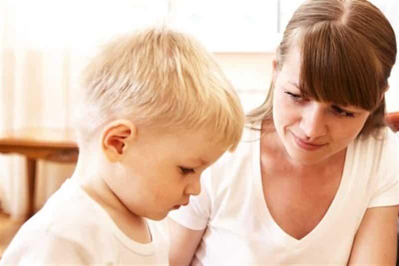 Kết quả hình ảnh cho parent talking to child