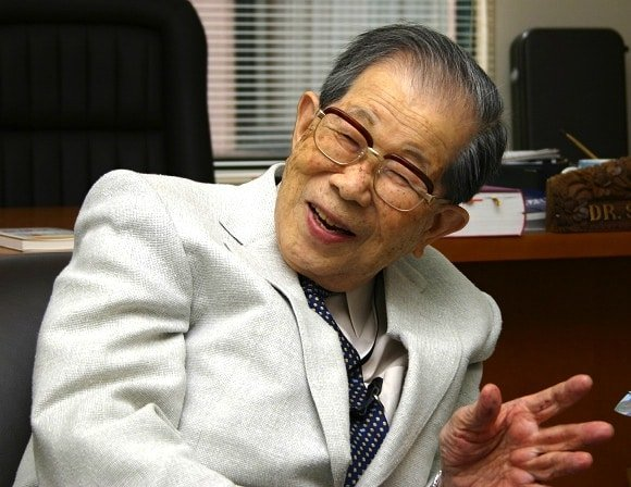 Image result for doctor shigeaki hinohara