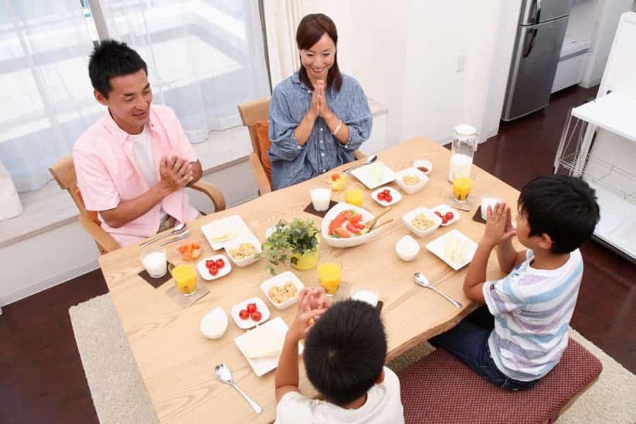 Sự khác biệt to lớn giữa người giàu Nhật Bản và Trung Quốc, phép tắc nhật bản