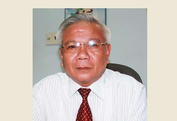 ông Lê Văn Dẽ, Giám đốc Sở Xây dựng tỉnh Khánh Hòa